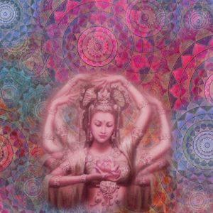 Goddess worship tantra